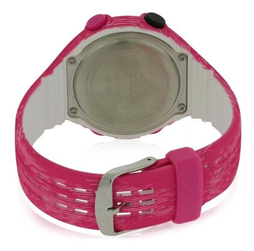 relógio - feminino rosa redondo esportivo adp3187/8tn