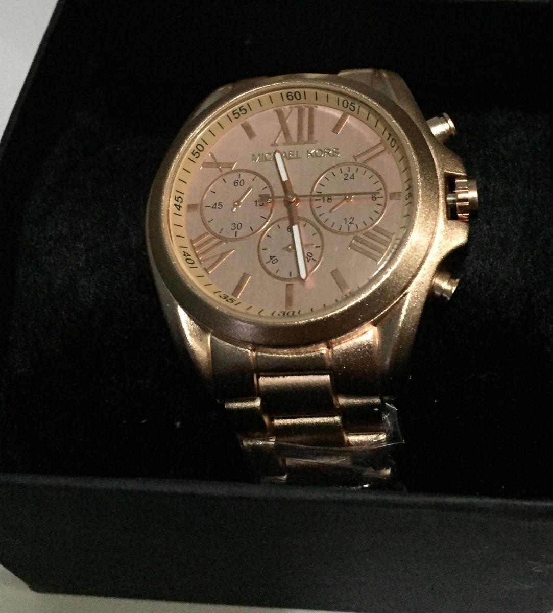 36c42611265 relógio feminino rose dourado aço inoxidável mk luxo barato. Carregando zoom .