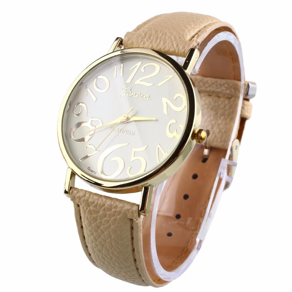 7047584bc65 relógio feminino social estiloso discreto bonito barato 12x. Carregando  zoom.