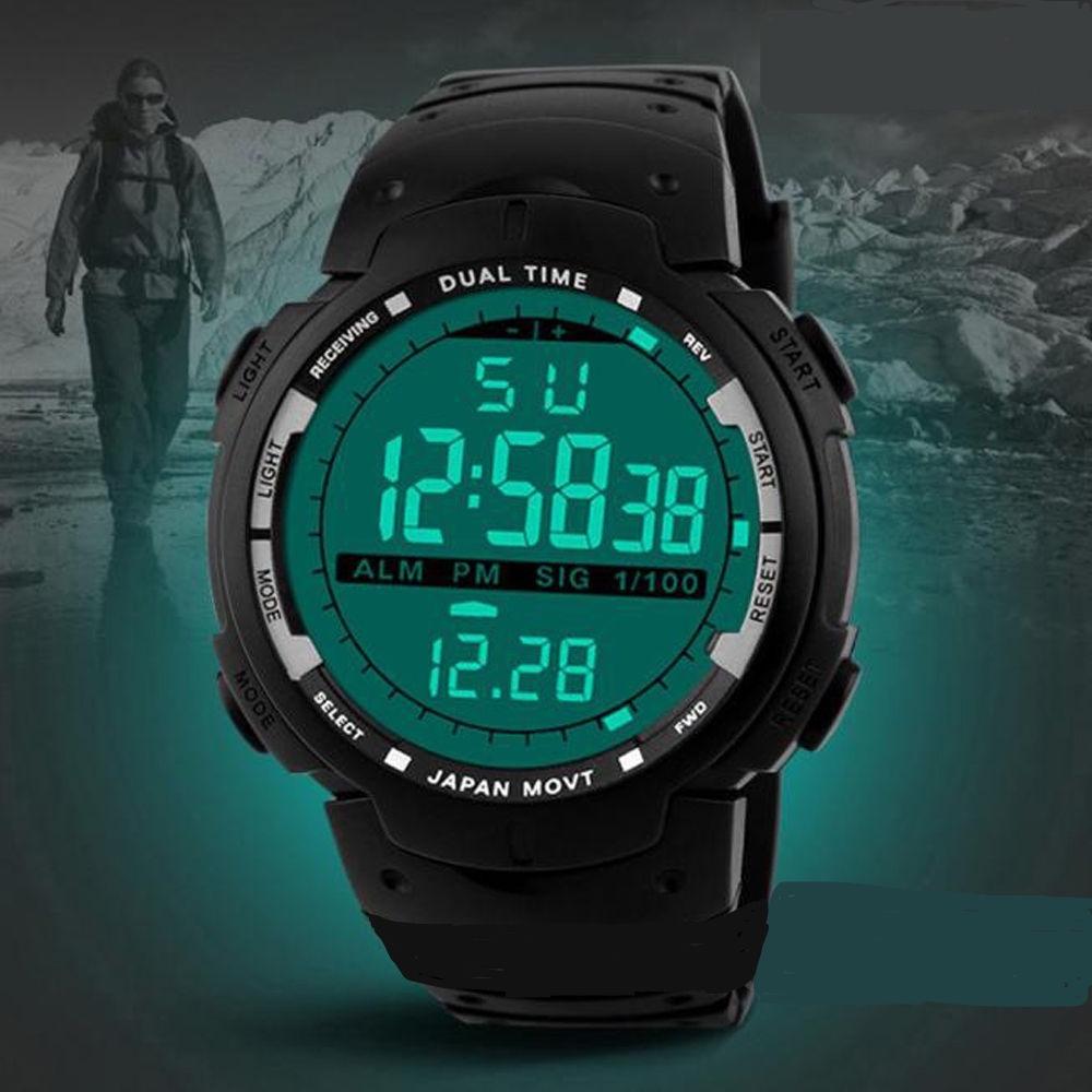 85a418b5179 relógio feminino sport digital unissex promoção. Carregando zoom.