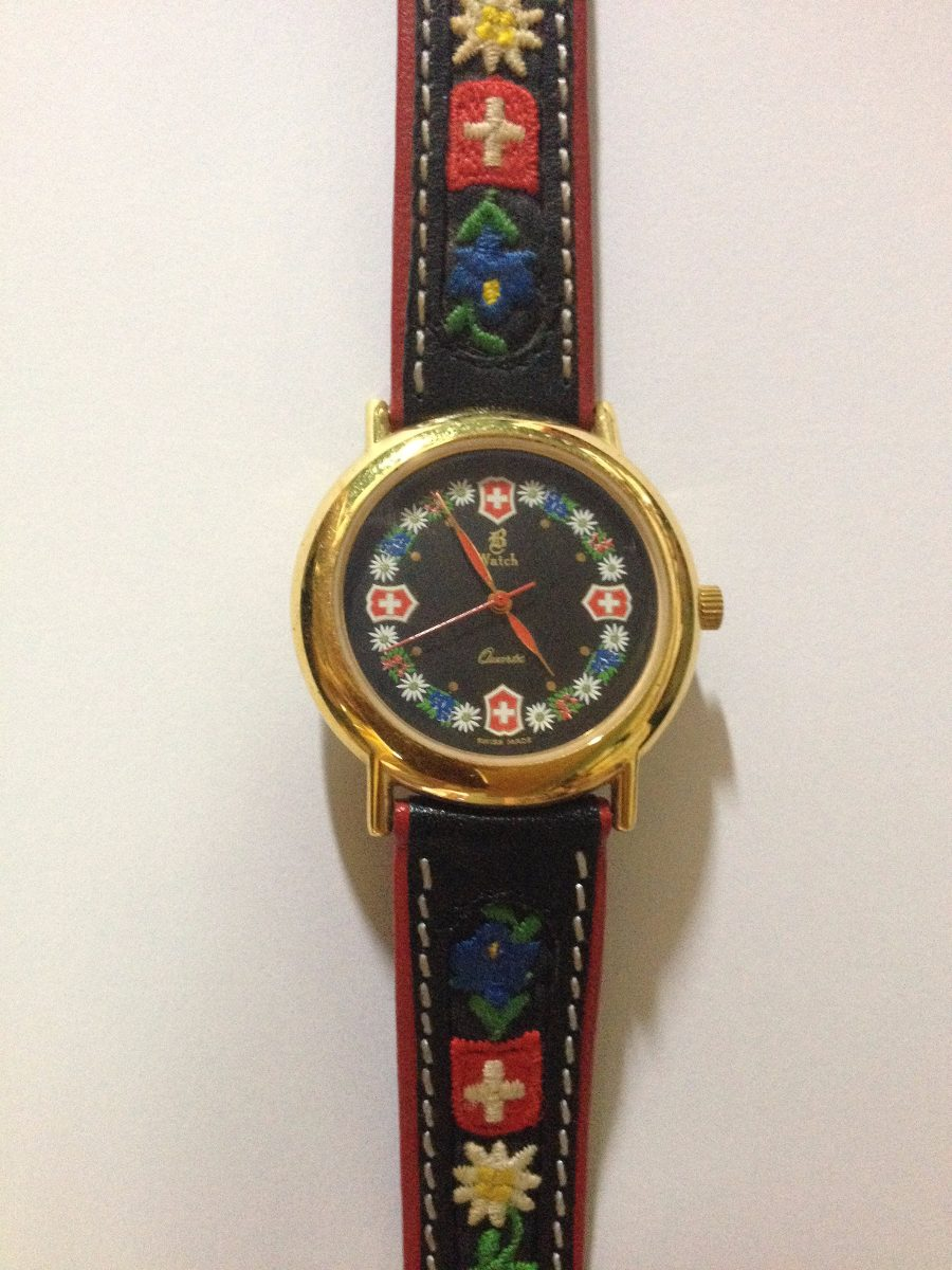 b5a23d087f5 Relógio Feminino Suiço