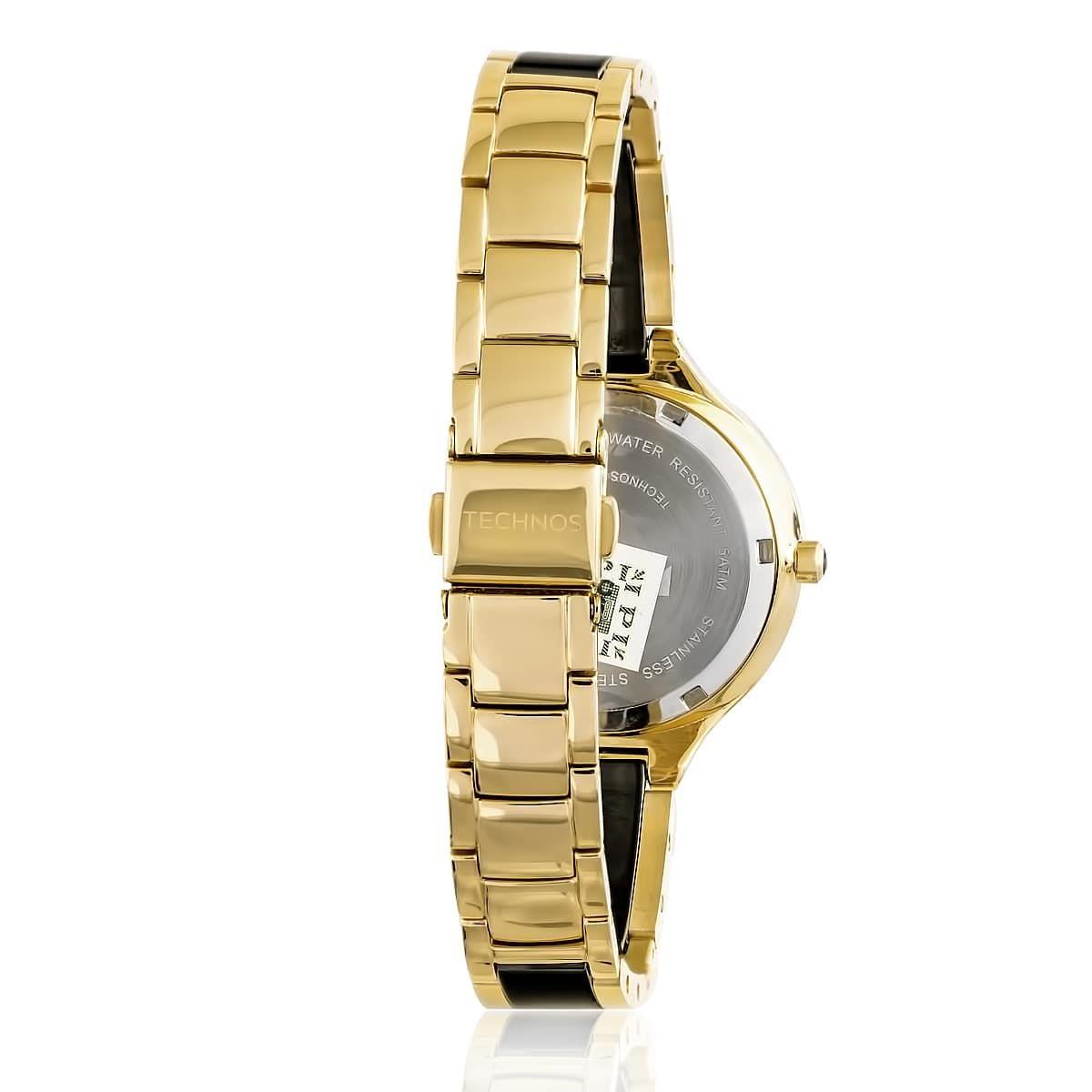 Relógio Feminino Technos Ref 2035lyw 4p Elegance Ceramic - R  690,00 ... ddcf1c19f6