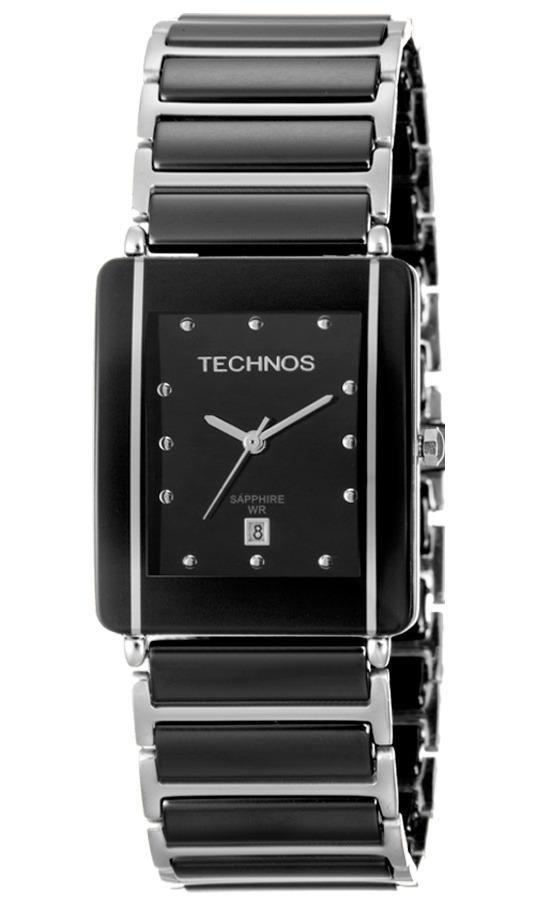 Relógio Feminino Technos Elegance Ceramic sapphire Gn10abpa - R  559 ... 12610b956d