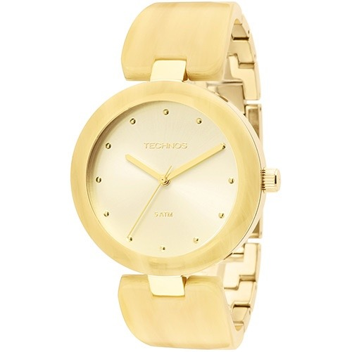 acff0331aa9 Relógio Feminino Technos Analógico 2035lte 4d Original Loja - R  359 ...