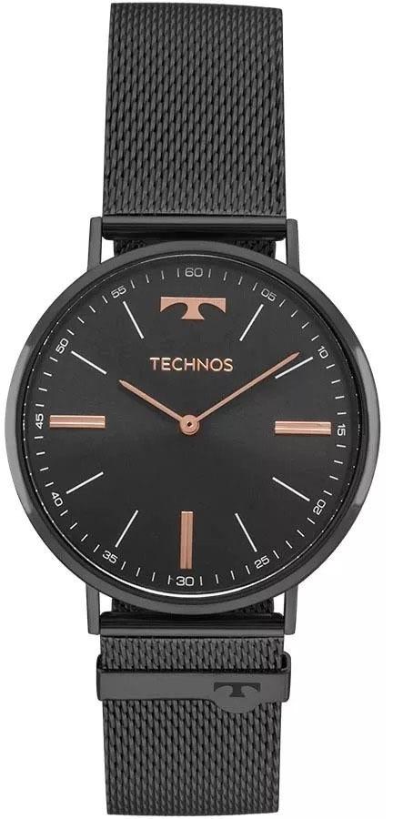 Relógio Feminino Technos Classic Slim 2025ltm 4p - R  472,63 em Mercado  Livre 5fa6f6b2a2