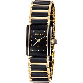 Relógio Feminino Technos Elegance Ceramic 5y30mypai/4p