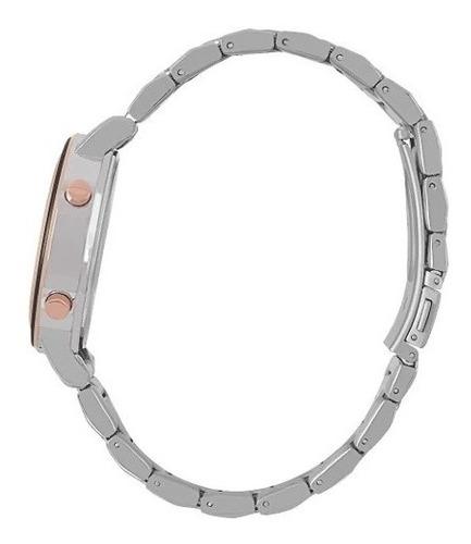 relógio feminino technos fashion bj3059ab/5p