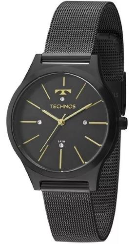 relógio feminino technos fashion trend 2039bg/4 garantia+nf