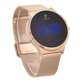Relógio Feminino Tuguir Digital Tg107 - Rose