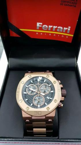 relógio ferrari masculino t13jo52 original e barato