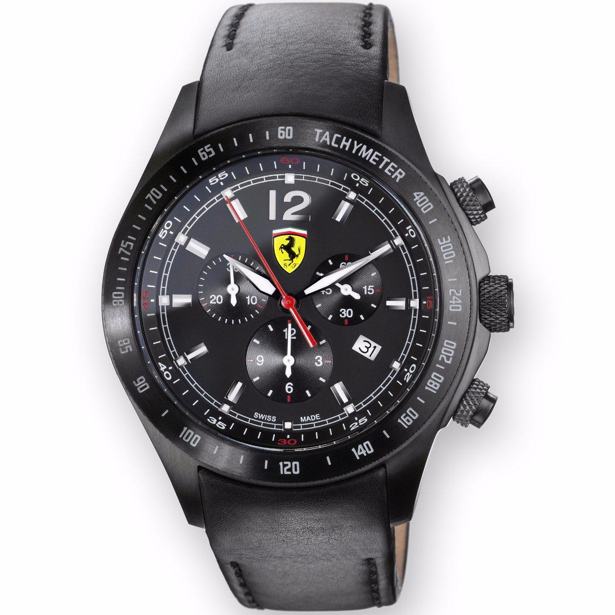 7baa9da62ac relógio ferrari scuderia chronograph 270027171. Carregando zoom.