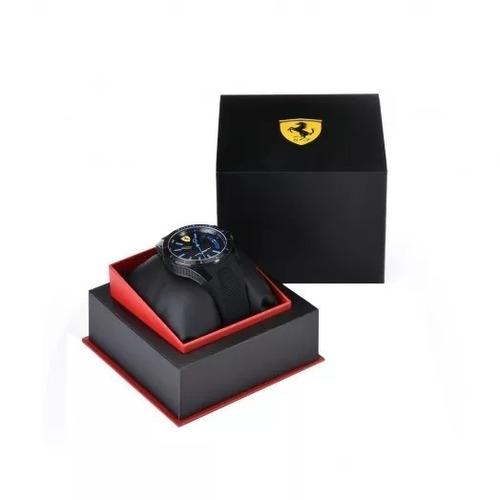 relógio ferrari scuderia t quartz watch original