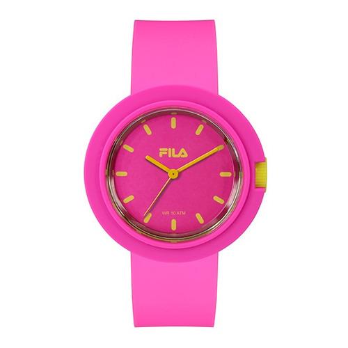 relógio fila rosa - 38-109-003