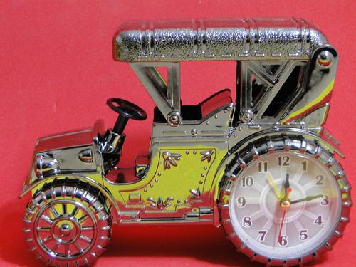 relogio ford  t   calhambeque  com despertador com 20 cm