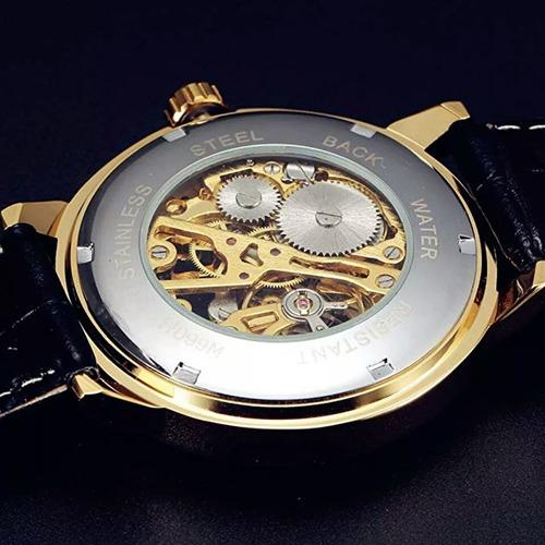 relógio forsining a corda, feminino, mecânico,modelo m35