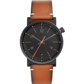 Relógio Fossil Analógico Preto Redondo - Fs55070pn