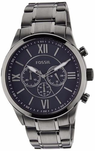 relógio fossil bq1126 cronograph coleção limitada 2017 origi
