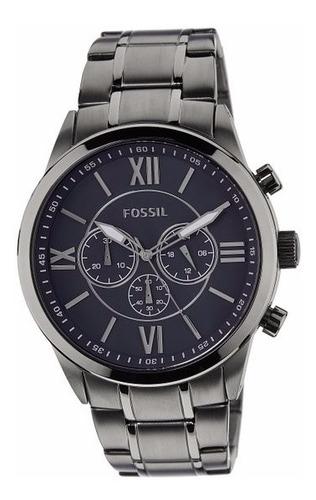 relógio fossil bq1126 cronograph coleção limitada 2019 origi