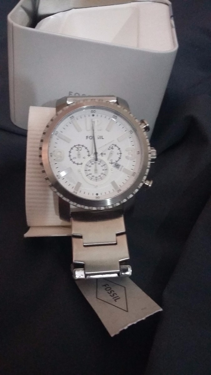 707015019203 relógio fóssil bq1653 novo original! Carregando zoom.