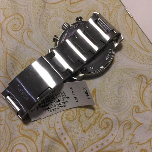 relógio fóssil bq1707