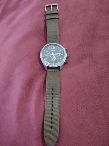 relógio fossil ch-2726 - esportivo - pouco uso