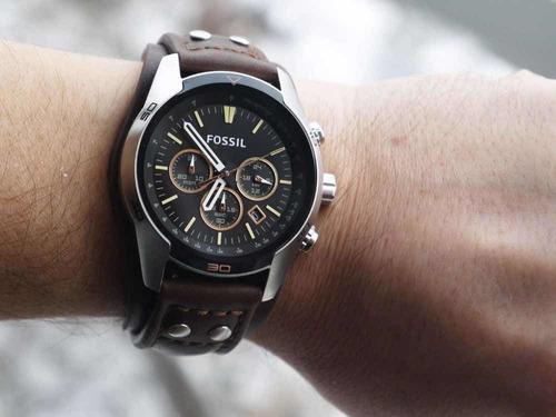 relógio fóssil ch 2891