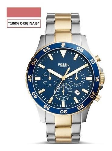 relógio fossil ch3076