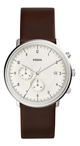 relógio fossil chase - fs5488/0kn
