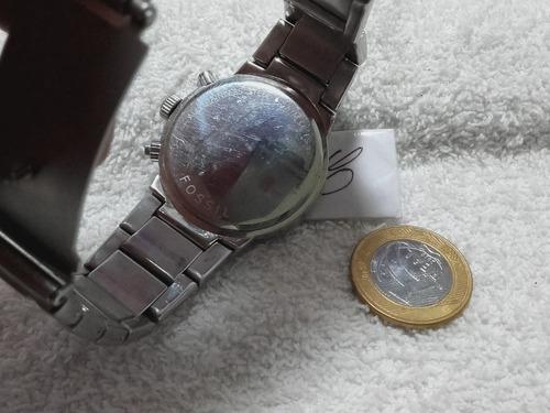 relógio fossil, cronógrafo !