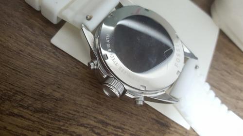 relógio fossil cronógrafo 2646 - veja o vídeo