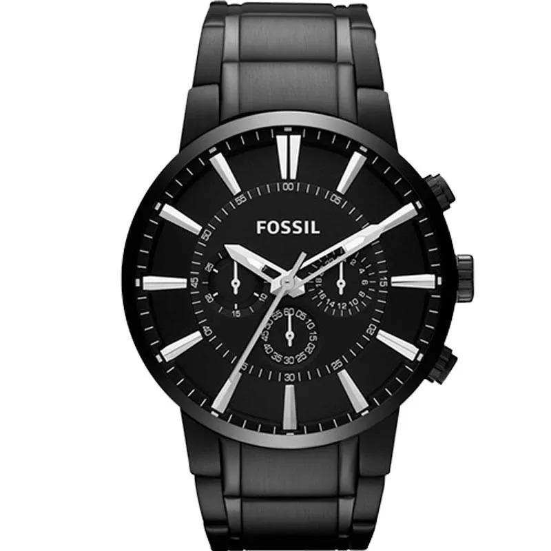 Relógio Fossil Cronógrafo De Aço Ionizado Ffs4778z - R  799,90 em ... 7e489025be