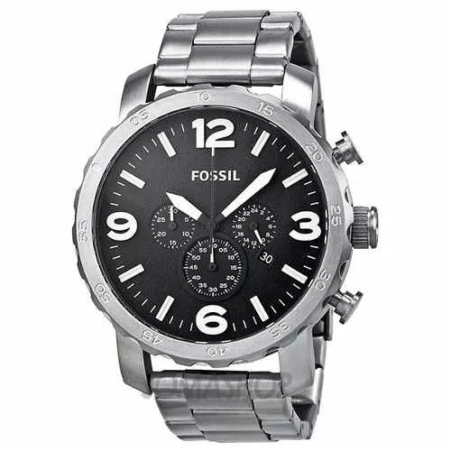 Relógio Fossil Cronógrafo Jr1353 Novo Original - R  539,00 em ... 047326c03e