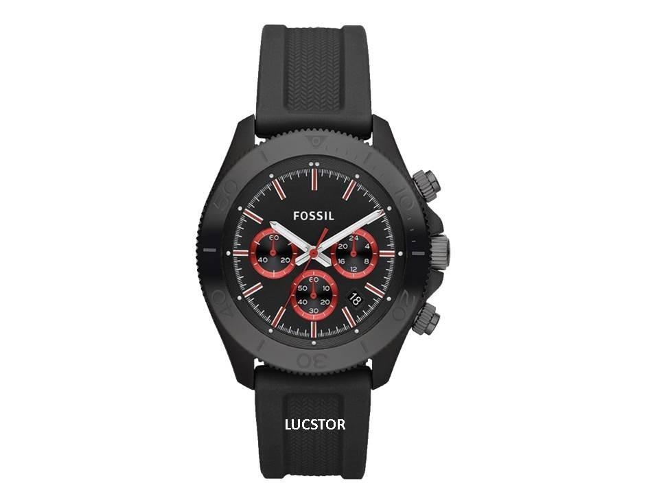 Relógio Fossil Cronografo Original Ch2874 1rn - R  888,99 em Mercado ... c5ccd28205