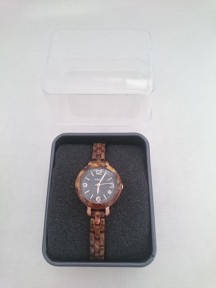 5054fc78cd2 Relógio Fóssil Tartaruga - Feminino - R  399