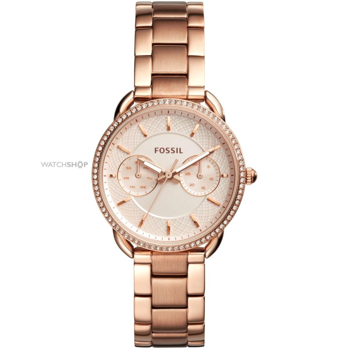 Relógio Fossil Feminino Es4264 Rose Original - R  914,00 em Mercado ... 72f9324079