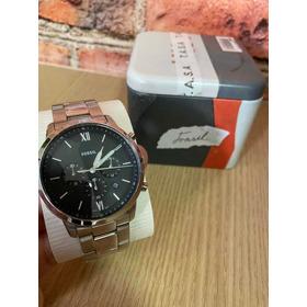 Relógio Fossil Fs53841kn Prata