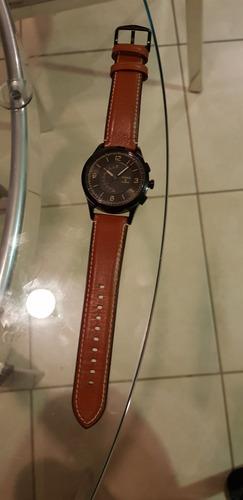 relógio fossil híbrido