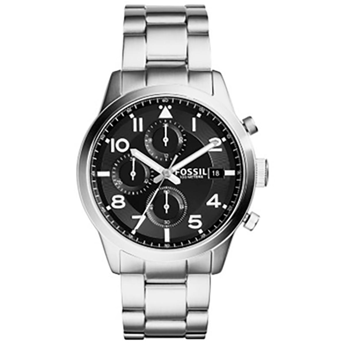 63b87b21ecf06 Relógio Fossil Masculino Fs5137 1pi - R  793,11 em Mercado Livre