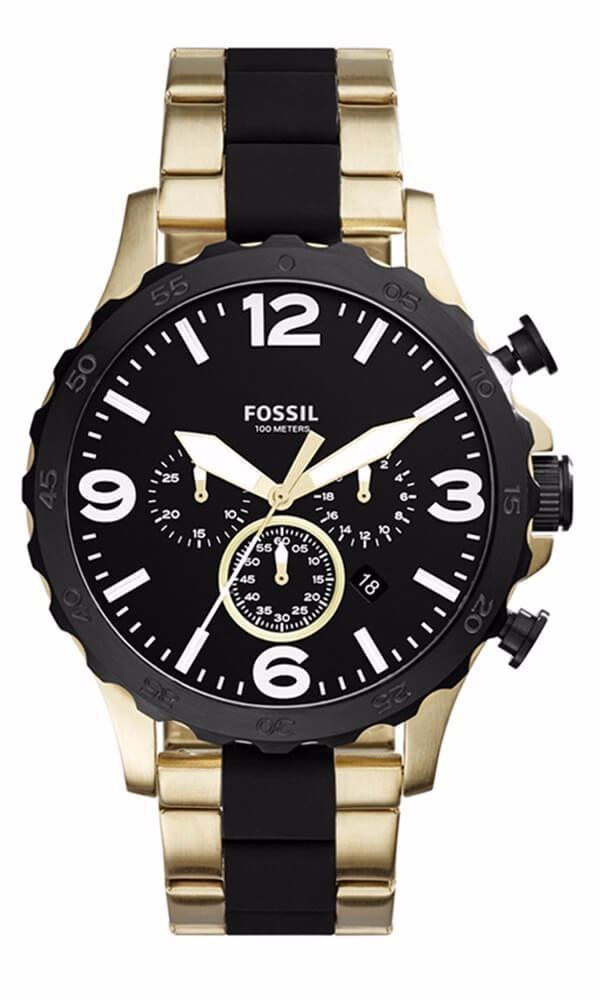 d95547e275058 Relógio Fossil Nate Masculino Jr1526 4pn Original C  Nota - R  899 ...