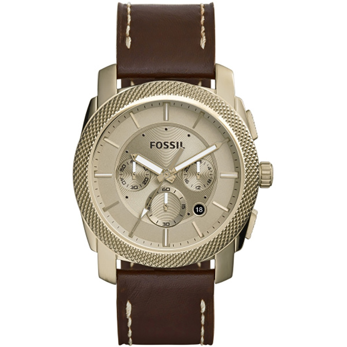390c79557eb Relógio Fossil Masculino Fs5075 0dn. - R  752