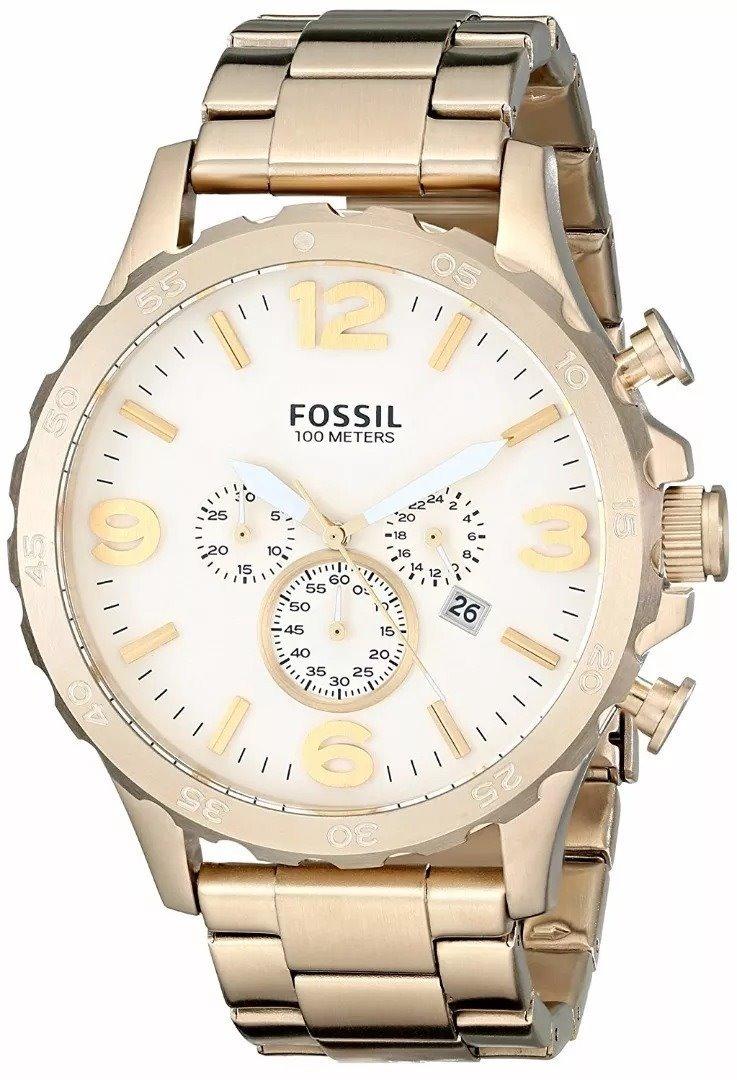2ef687841ae Relógio Fossil Masculino Jr1479 4xn Original E Barato - R  990