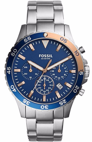 relógio fossil masculino ch3059/1an