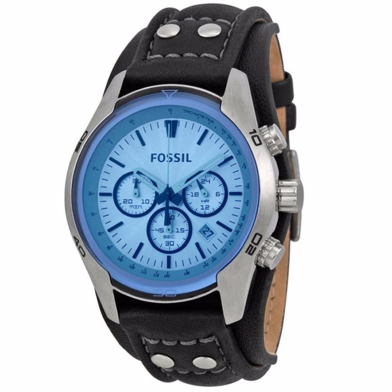 Relógio Fossil Masculino Chronograph Ch2564 - R  600,00 em Mercado Livre 4a2f22b5eb