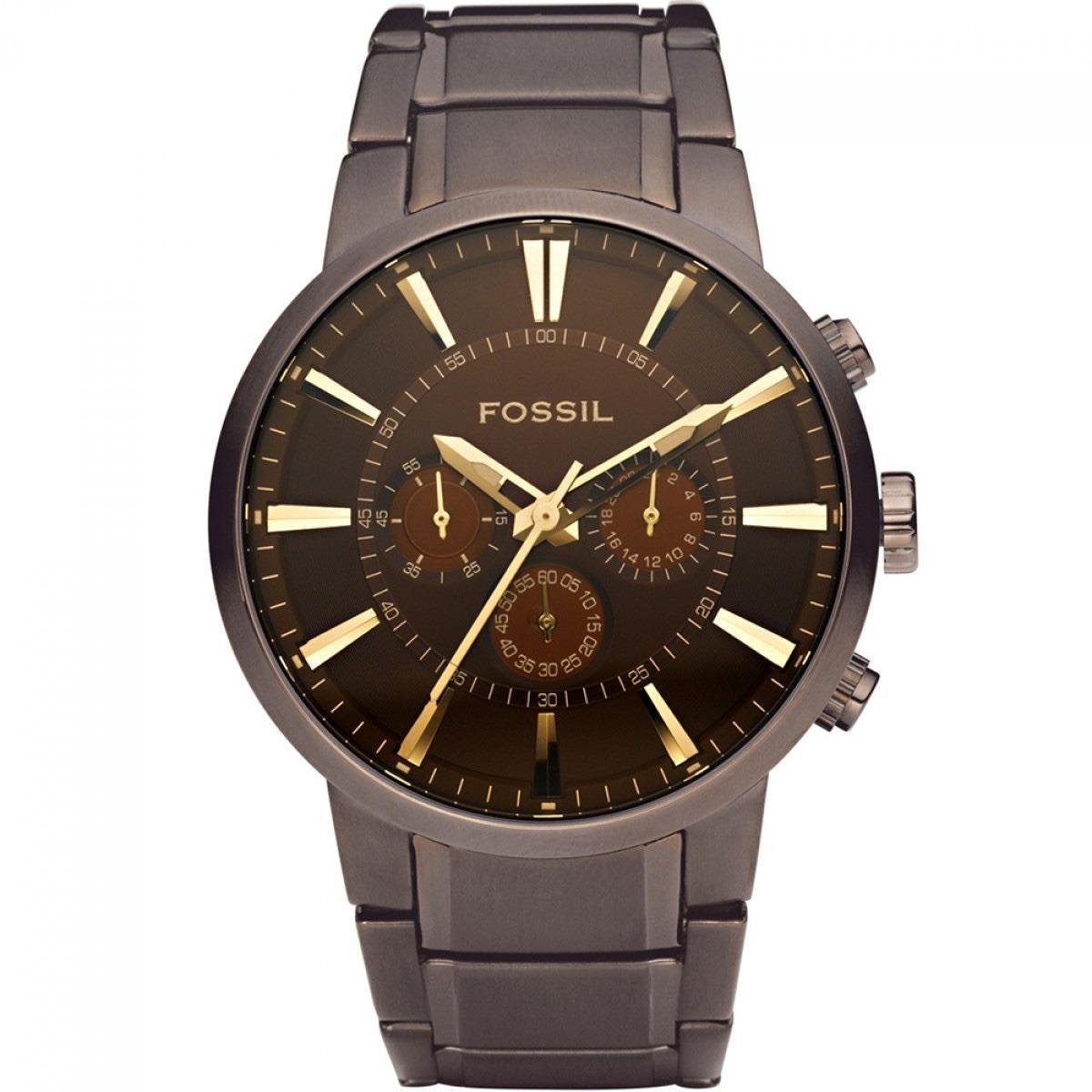 relogio fossil masculino dress chronograph ffs4357z loja. Carregando zoom. afea890215