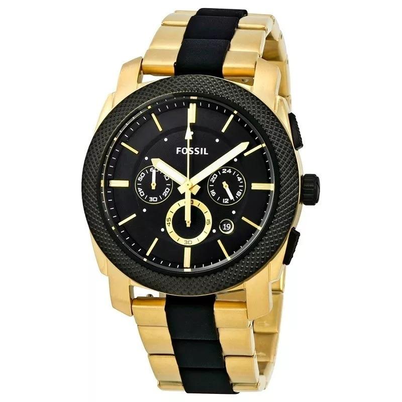 9841a2f515f Relógio Fossil Masculino Fs5261 4pn Original Garantia - R  911