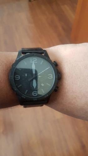 relógio fossil masculino jr1354