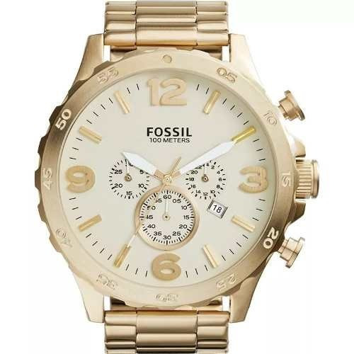 relógio fossil masculino jr1479/4xn original e barato