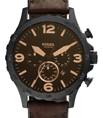 relógio fossil masculino - jr1487 revenda autorizada