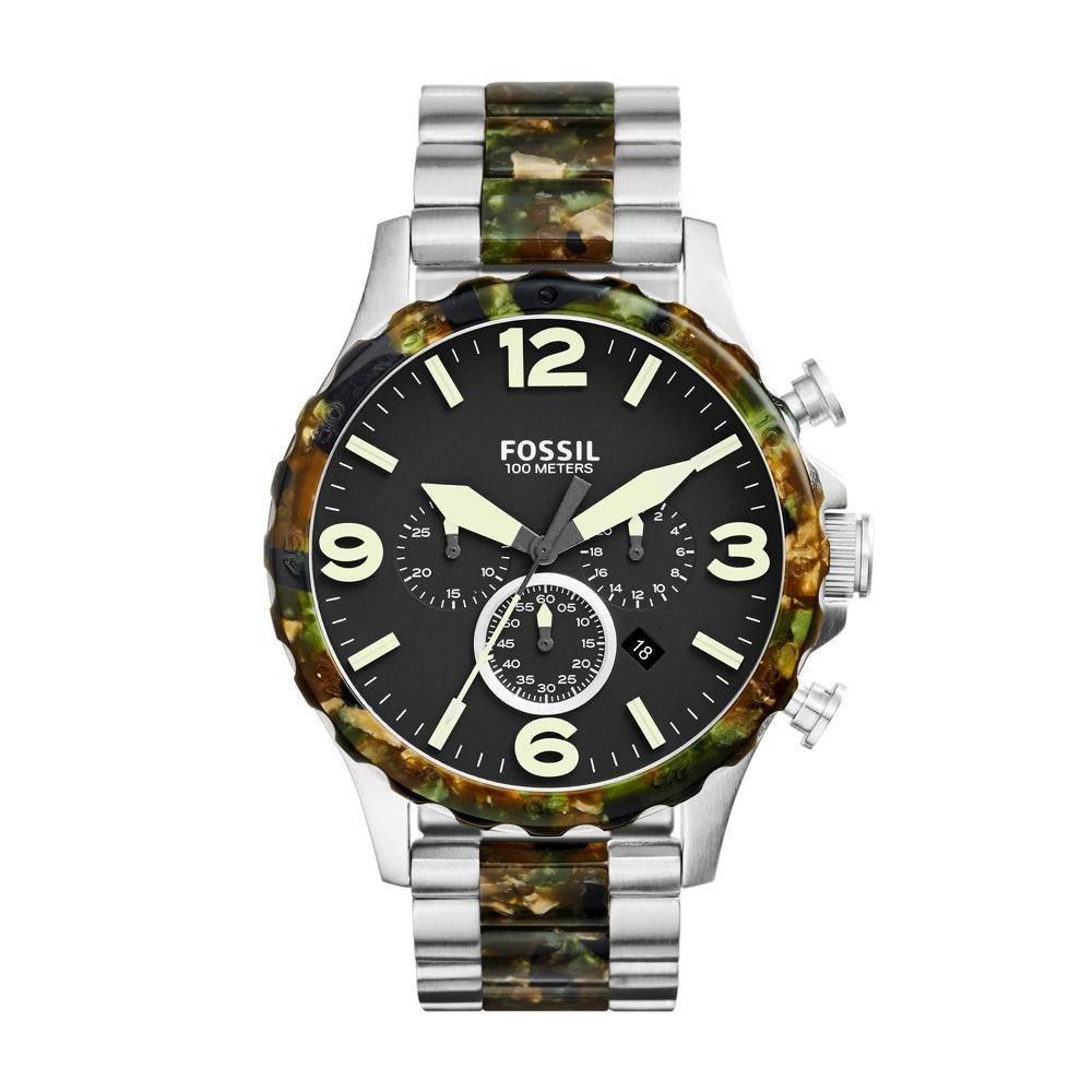9c5a24cf931 relógio fossil masculino jr1498 1pn - loja oficial clocke. Carregando zoom.