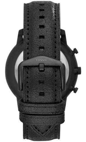 relógio fossil masculino neutra fs5503/0pn